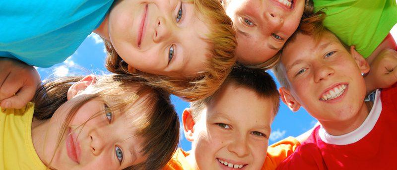 Photo d'enfants