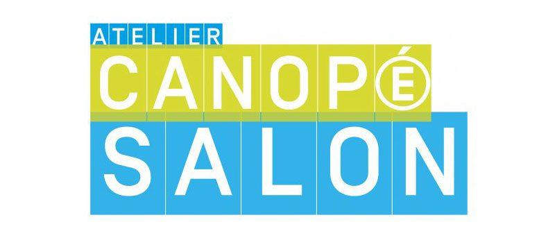 Logo Atelier salon Canopé