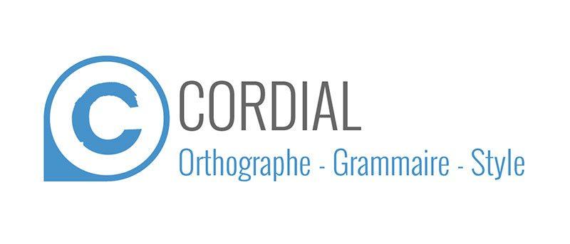 Logo Cordial Pro logiciel de correction de l'écrit pour dyslexiques