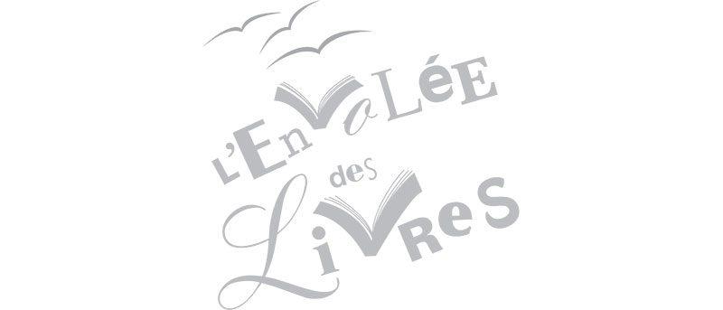 Logo envolée des livres