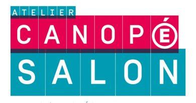 Logo du salon Canopé 2018