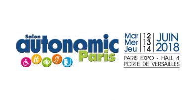 Bannière du salon Autonomic Paris 2018