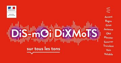 Bannière du concours Dis Moi 10 mots 2018