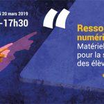 """Lexidys participe au salon """"Ressources Numériques adaptées"""" organisé par l'INSHEA"""