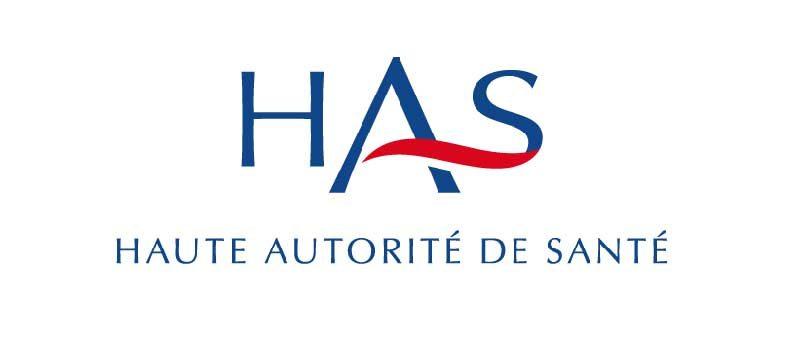 Logo Haute Autorité de Santé (HAS)