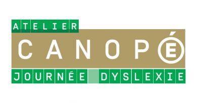 Bannière journée des DYS 2019 réseau Canopé