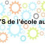 """LEXIDYS participe à la conférence """"Etre Dys de l'école au travail"""""""