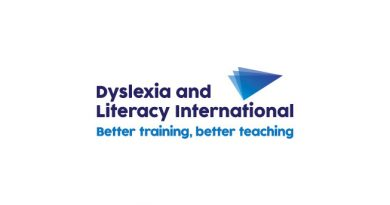 Logo de l'association Dyslexia and Literacy