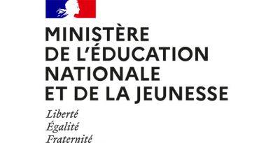 Logo du Ministère de l'éducation Nationale - Dyslexie