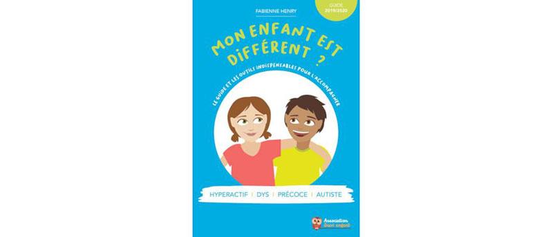 """Guide gratuit à télécharger """"Mon Enfant est Différent"""""""