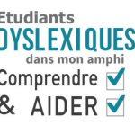 """MOOC """"Étudiants dyslexiques dans mon amphi"""" : comprendre et aider"""
