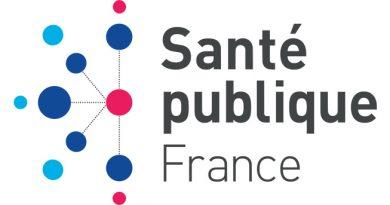 Logo Santé Publique France
