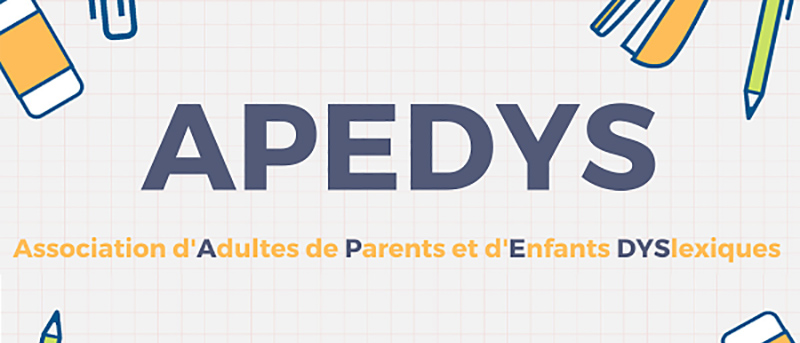 Logo APEDYS Hauts de France