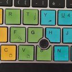 """Un """"clavier DYS"""" par @r2dtooldys"""